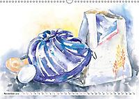 Stillleben Aquarelle (Wandkalender 2019 DIN A3 quer) - Produktdetailbild 11