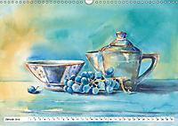 Stillleben Aquarelle (Wandkalender 2019 DIN A3 quer) - Produktdetailbild 1