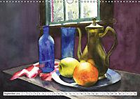 Stillleben Aquarelle (Wandkalender 2019 DIN A3 quer) - Produktdetailbild 9
