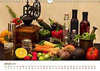 Stillleben. Impressionen besonderer Arrangements (Wandkalender 2019 DIN A4 quer) - Produktdetailbild 1
