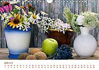 Stillleben. Impressionen besonderer Arrangements (Wandkalender 2019 DIN A4 quer) - Produktdetailbild 6