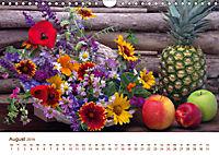 Stillleben. Impressionen besonderer Arrangements (Wandkalender 2019 DIN A4 quer) - Produktdetailbild 8