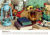 Stillleben. Impressionen besonderer Arrangements (Wandkalender 2019 DIN A4 quer) - Produktdetailbild 9