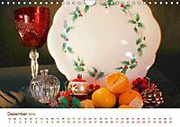 Stillleben. Impressionen besonderer Arrangements (Wandkalender 2019 DIN A4 quer) - Produktdetailbild 12