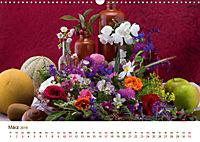 Stillleben. Impressionen besonderer Arrangements (Wandkalender 2019 DIN A3 quer) - Produktdetailbild 3