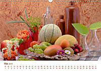 Stillleben. Impressionen besonderer Arrangements (Wandkalender 2019 DIN A3 quer) - Produktdetailbild 5
