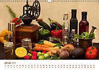 Stillleben. Impressionen besonderer Arrangements (Wandkalender 2019 DIN A3 quer) - Produktdetailbild 1