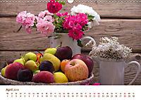 Stillleben. Impressionen besonderer Arrangements (Wandkalender 2019 DIN A3 quer) - Produktdetailbild 4