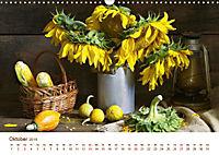 Stillleben. Impressionen besonderer Arrangements (Wandkalender 2019 DIN A3 quer) - Produktdetailbild 10