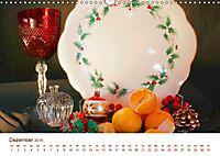 Stillleben. Impressionen besonderer Arrangements (Wandkalender 2019 DIN A3 quer) - Produktdetailbild 12