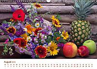 Stillleben. Impressionen besonderer Arrangements (Wandkalender 2019 DIN A3 quer) - Produktdetailbild 8