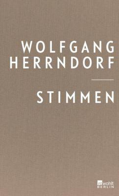 Stimmen, Wolfgang Herrndorf