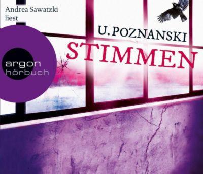 Stimmen, 6 Audio-CDs, Ursula Poznanski