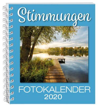 Stimmungen Fotokalender 2020 -  pdf epub