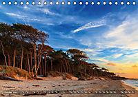 Stimmungsvolle Ostseeküste 2019 (Tischkalender 2019 DIN A5 quer) - Produktdetailbild 3