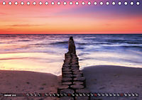Stimmungsvolle Ostseeküste 2019 (Tischkalender 2019 DIN A5 quer) - Produktdetailbild 1