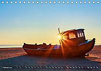 Stimmungsvolle Ostseeküste 2019 (Tischkalender 2019 DIN A5 quer) - Produktdetailbild 2