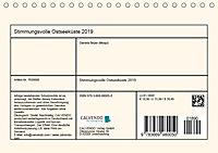 Stimmungsvolle Ostseeküste 2019 (Tischkalender 2019 DIN A5 quer) - Produktdetailbild 13