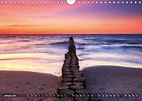 Stimmungsvolle Ostseeküste 2019 (Wandkalender 2019 DIN A4 quer) - Produktdetailbild 1