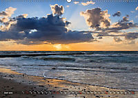 Stimmungsvolle Ostseeküste 2019 (Wandkalender 2019 DIN A2 quer) - Produktdetailbild 6