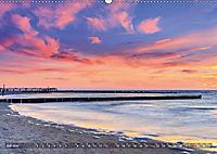 Stimmungsvolle Ostseeküste 2019 (Wandkalender 2019 DIN A2 quer) - Produktdetailbild 7