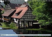 Stimmungsvolle Schwäbische Alb (Wandkalender 2019 DIN A4 quer) - Produktdetailbild 8