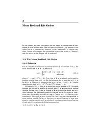 Stochastic Orders - Produktdetailbild 1