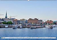 Stockholm an Mittsommer (Wandkalender 2019 DIN A2 quer) - Produktdetailbild 7