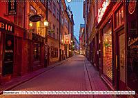 Stockholm an Mittsommer (Wandkalender 2019 DIN A2 quer) - Produktdetailbild 2
