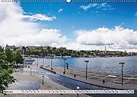 Stockholm an Mittsommer (Wandkalender 2019 DIN A2 quer) - Produktdetailbild 4