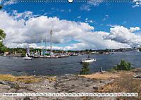 Stockholm an Mittsommer (Wandkalender 2019 DIN A2 quer) - Produktdetailbild 5