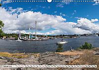 Stockholm an Mittsommer (Wandkalender 2019 DIN A3 quer) - Produktdetailbild 2