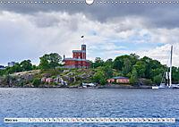 Stockholm an Mittsommer (Wandkalender 2019 DIN A3 quer) - Produktdetailbild 3