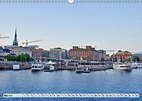 Stockholm an Mittsommer (Wandkalender 2019 DIN A3 quer) - Produktdetailbild 5