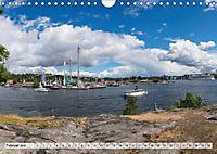 Stockholm an Mittsommer (Wandkalender 2019 DIN A4 quer) - Produktdetailbild 2