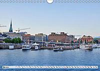 Stockholm an Mittsommer (Wandkalender 2019 DIN A4 quer) - Produktdetailbild 4