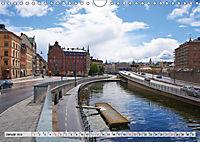 Stockholm an Mittsommer (Wandkalender 2019 DIN A4 quer) - Produktdetailbild 9