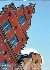Stockholm - Stadtansichten (Wandkalender 2019 DIN A2 hoch) - Produktdetailbild 1