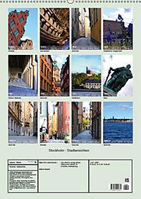Stockholm - Stadtansichten (Wandkalender 2019 DIN A2 hoch) - Produktdetailbild 13