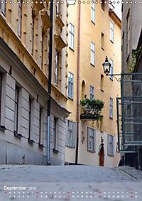 Stockholm - Stadtansichten (Wandkalender 2019 DIN A3 hoch) - Produktdetailbild 9