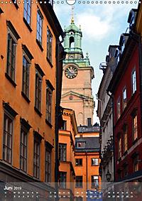 Stockholm - Stadtansichten (Wandkalender 2019 DIN A3 hoch) - Produktdetailbild 6