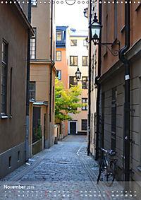 Stockholm - Stadtansichten (Wandkalender 2019 DIN A3 hoch) - Produktdetailbild 11