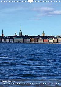 Stockholm - Stadtansichten (Wandkalender 2019 DIN A4 hoch) - Produktdetailbild 12