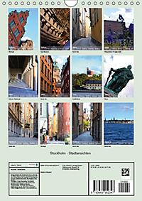Stockholm - Stadtansichten (Wandkalender 2019 DIN A4 hoch) - Produktdetailbild 13