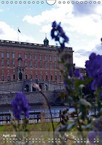 Stockholm - Stadtansichten (Wandkalender 2019 DIN A4 hoch) - Produktdetailbild 4