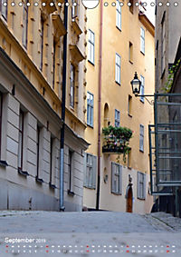 Stockholm - Stadtansichten (Wandkalender 2019 DIN A4 hoch) - Produktdetailbild 9