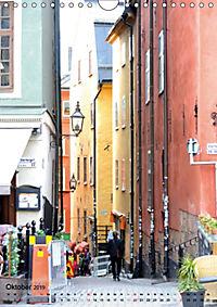 Stockholm - Stadtansichten (Wandkalender 2019 DIN A4 hoch) - Produktdetailbild 10