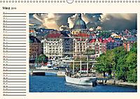Stockholm - Venedig des Nordens (Wandkalender 2019 DIN A3 quer) - Produktdetailbild 3