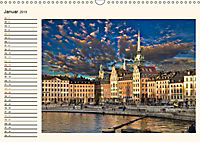 Stockholm - Venedig des Nordens (Wandkalender 2019 DIN A3 quer) - Produktdetailbild 1