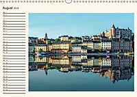 Stockholm - Venedig des Nordens (Wandkalender 2019 DIN A3 quer) - Produktdetailbild 8